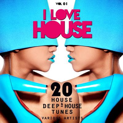 Va i love house vol 01 20 house and deep house tunes for Deep house tunes