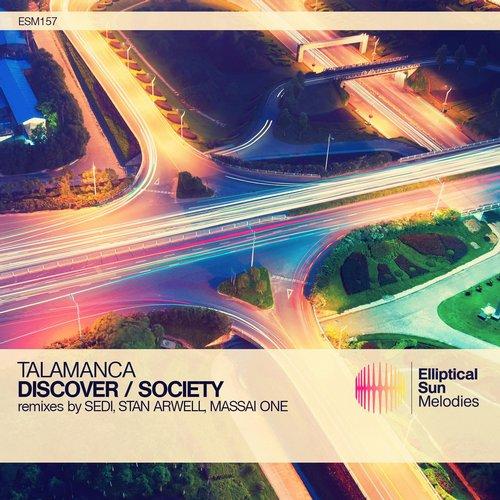 Talamanca - Discover EP