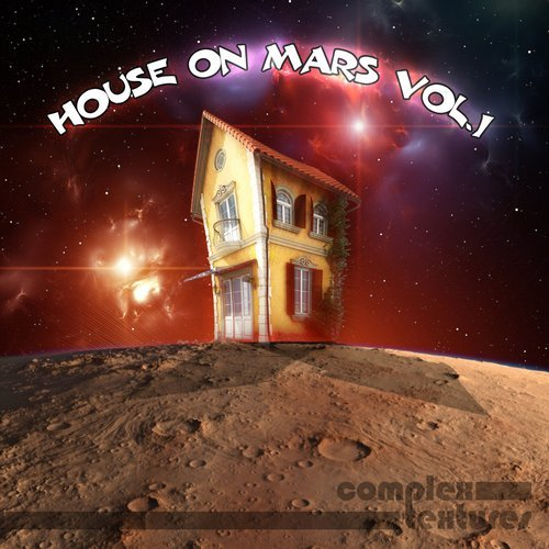 VA - House On Mars, Vol. 1 (2015)