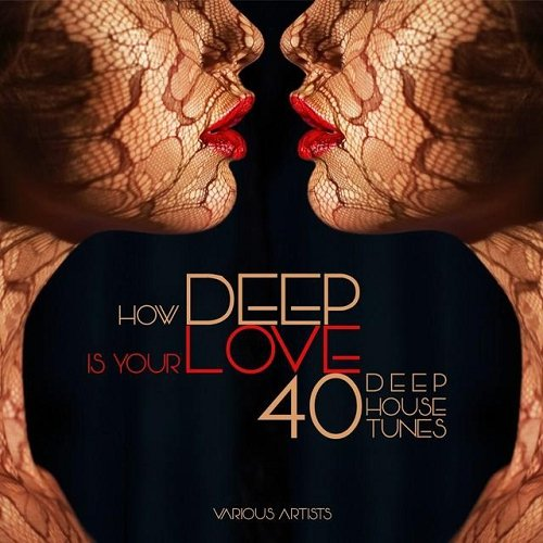 VA - How DEEP Is Your Love 40 Deep House Tunes (2015)