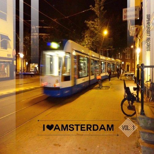 VA - I Love Amsterdam, Vol. 1 (2015)