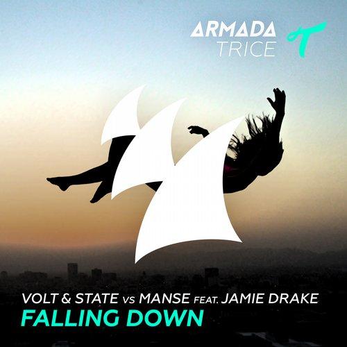Volt & State vs Manse feat. Jamie Drake - Falling Down (Original Mix)