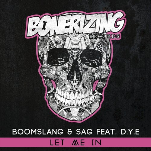 Boomslang, SAG, D.Y.E - Let Me In (Original Mix)