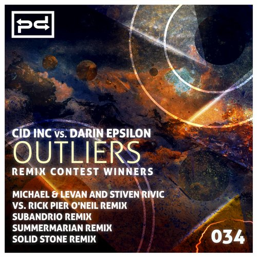 Cid Inc., Darin Epsilon - Outliers (Remix Contest Winners)