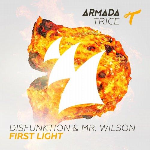 Disfunktion & Mr Wilson - First Light (Original Mix)