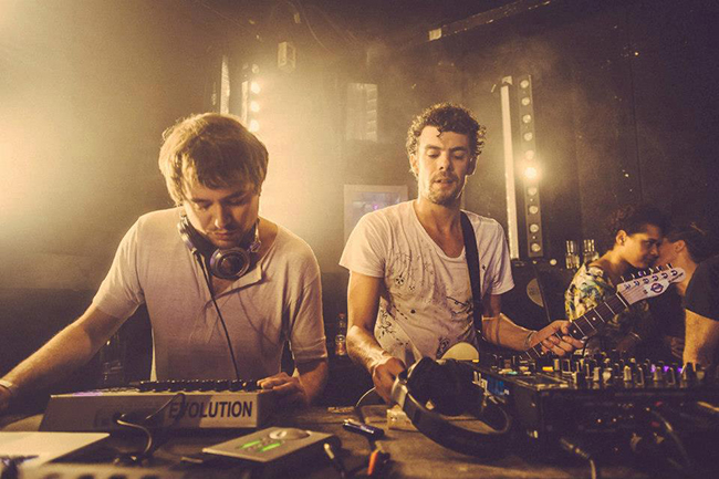 Tube & Berger Best Of July  Chart 2015