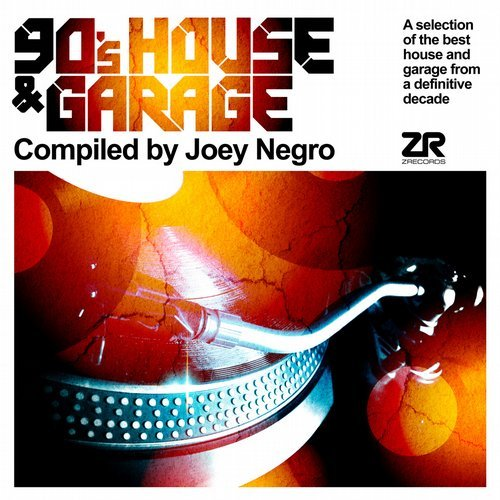 VA - 90's House & Garage (2015)