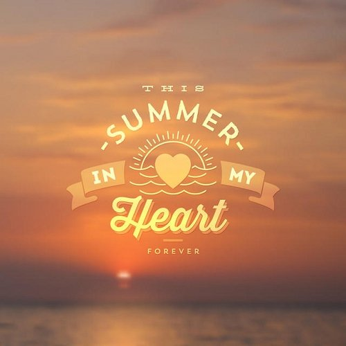 VA - Cafe Chillout Music Club - Summer 2015 Deep House
