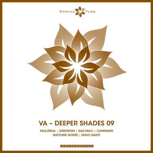 VA - Deeper Shades 09 (2015)