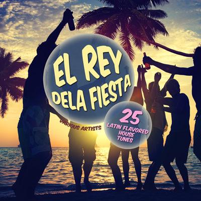 VA - El Rey dela Fiesta 25 Latin Flavored House Tunes (2015)