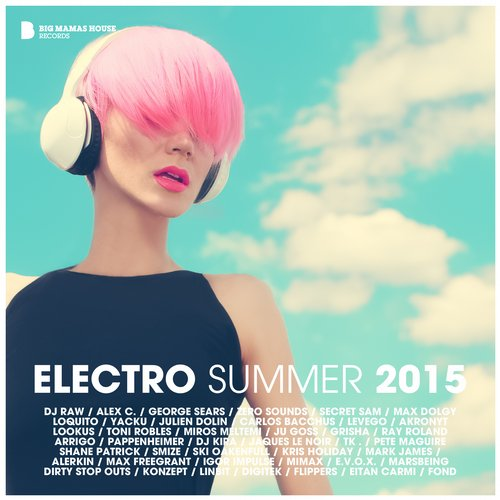 VA - Electro Summer 2015 Deluxe Version