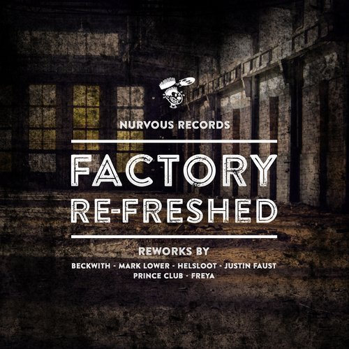 VA - Factory Re-Freshed (2015)
