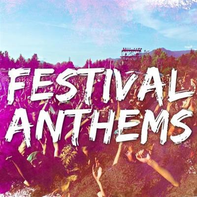 VA - Festival Anthems (2015)
