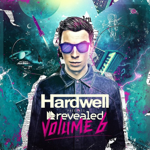 VA - Hardwell Presents Revealed, Vol. 6 (2015)