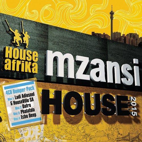 VA - House Afrika Presents Mzansi House (2015)