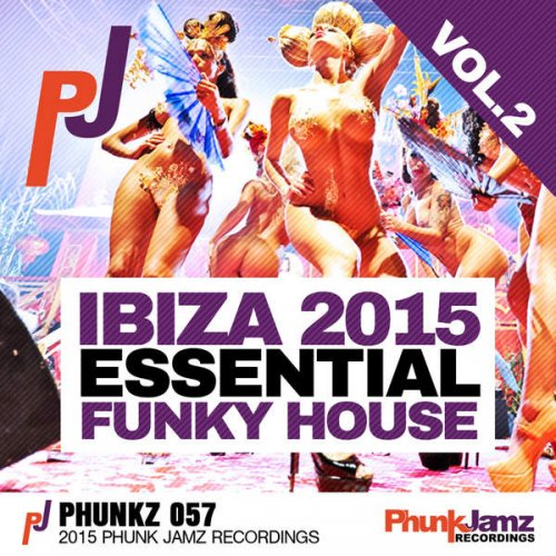 VA - Ibiza 2015 Essential Funky House, Vol. 2 (2015