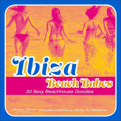VA - Ibiza Beach Babes - 30 Sexy Beachhouse Goodies (2015)