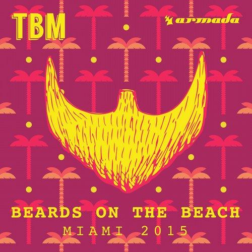 VA - The Bearded Man - Beards On The Beach (Miami 2015)