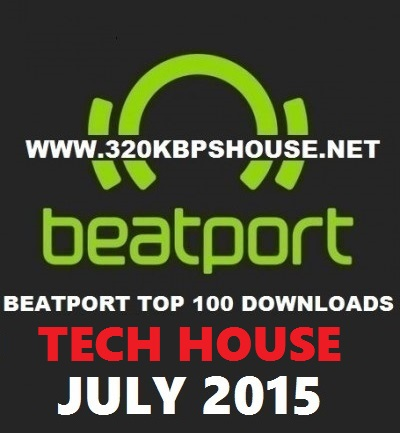 Beatport-Top-100-TECH HOUSE-July-2015