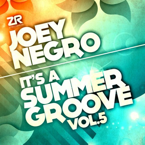 VA - Joey Negro presents It's A Summer Groove Vol. 5 (2015)