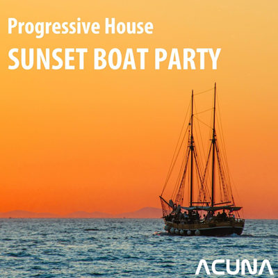 VA - Progressive House Sunset Boat Party (2015)