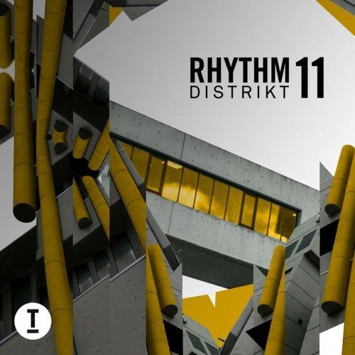 VA - Rhythm Distrikt 11 (2015)
