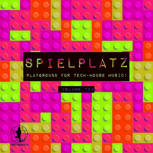 VA - Spielplatz, Vol. 10 - Playground for Tech-House Music (2015)