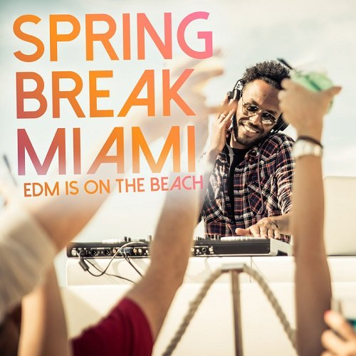 VA - Spring Break Miami EDM Is on the Beach 2015