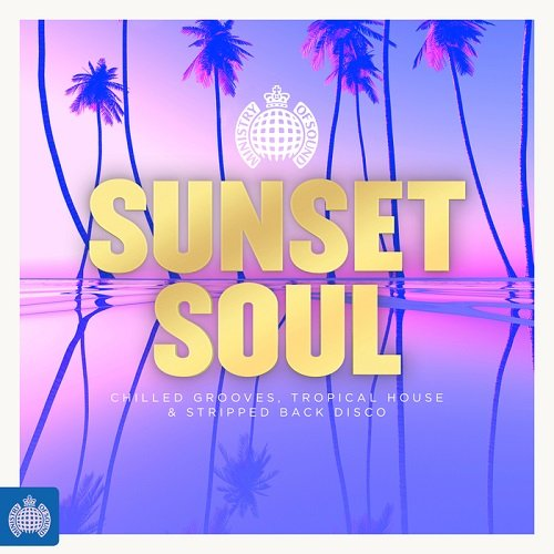 VA - Sunset Soul - Ministry of Sound (2015)