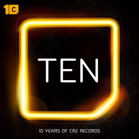 VA - TEN (10 Years of Cr2 Records) (2015)