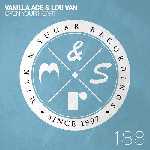 Vanilla Ace, Lou Van - Open Your Heart