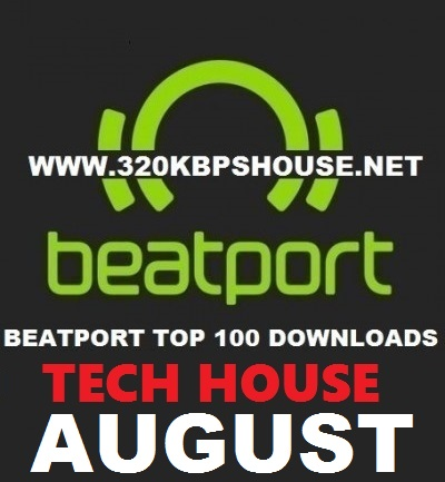 Beatport-Top-100-TECH-HOUSE-AUGUST-2015