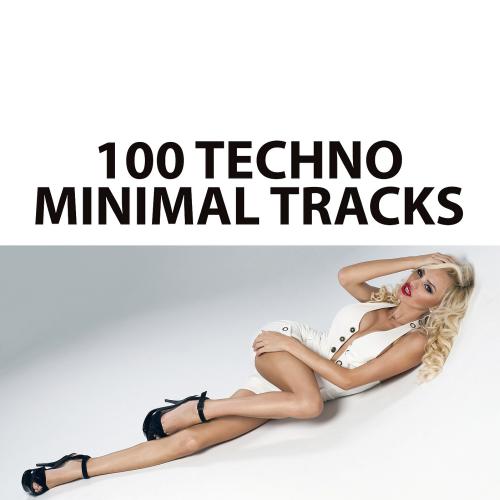 VA - 100 Techno Minimal Tracks (2015)