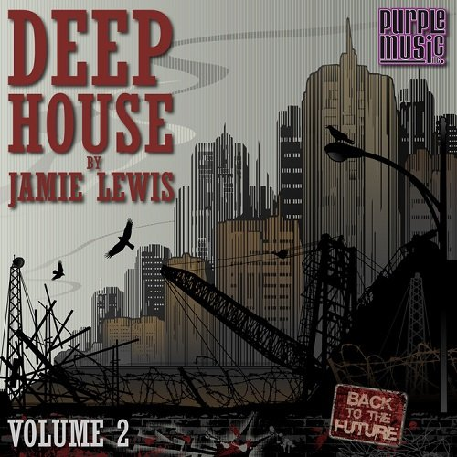 VA - Deep House By Jamie Lewis Vol 2 (2015).