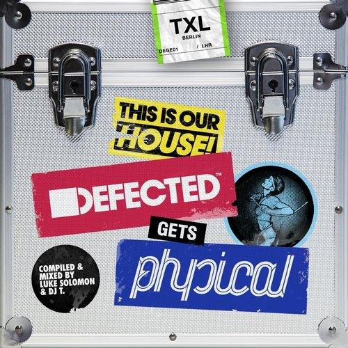 VA - Defected Gets Physical 2015