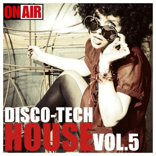 VA - Disco - Tech House, Vol. 5 (2015)
