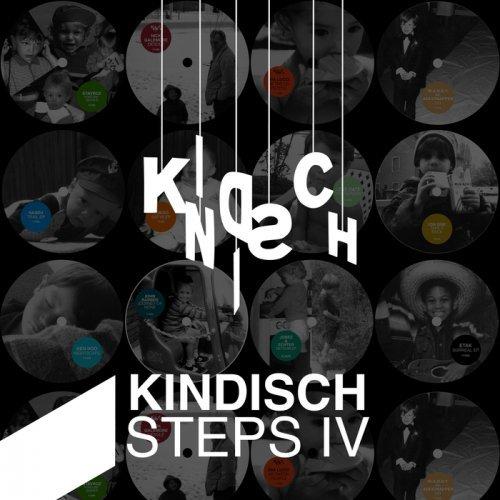 VA - Kindisch Presents Kindisch Steps IV (2015)