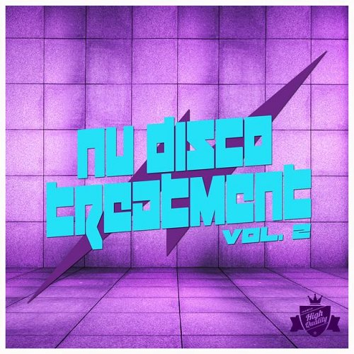 VA - Nu Disco Treatment Vol 2 (2015)
