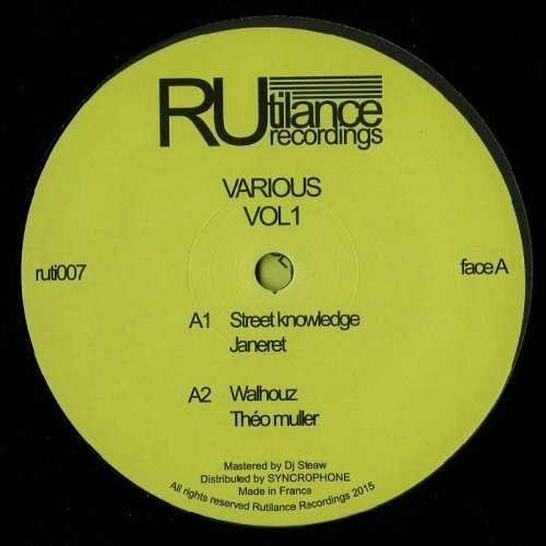 VA - Various Vol1 (2015)