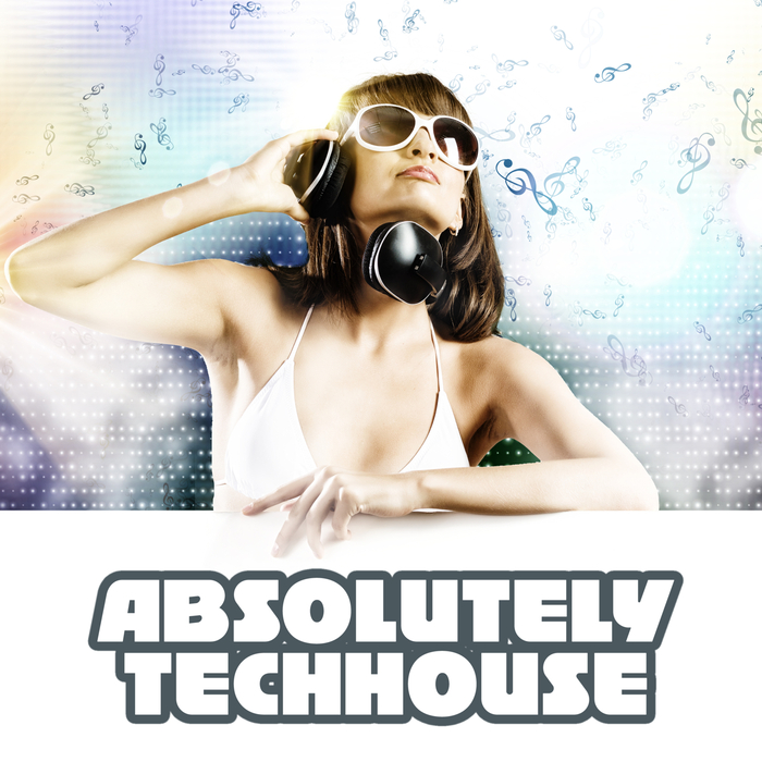 VA - Absolutely Techhouse (2015)