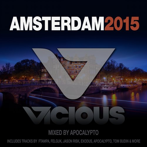 VA - Amsterdam 2015 Mixed By Apocalypto (2015)