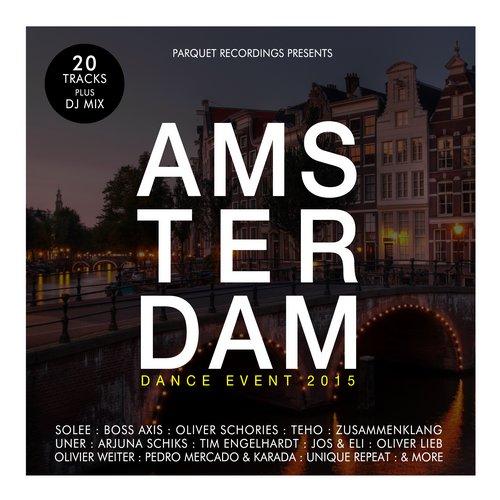 VA - Amsterdam Dance Event 2015 - Pres. By Parquet Recordings
