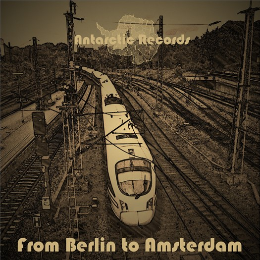 VA - From Berlin To Amsterdam (2015)