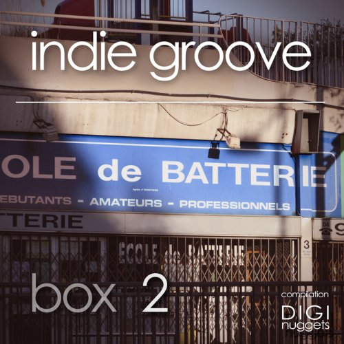 VA - Indie Groove Box, Vol. 2 (2015)