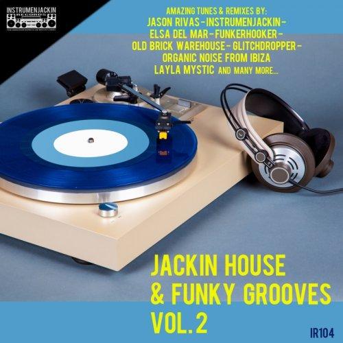 VA - Jackin House & Funky Grooves, Vol. 2 (2015)