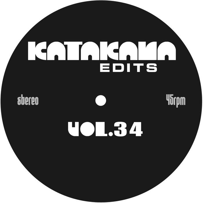 VA - Katakana Edits Vol. 34 (2015)
