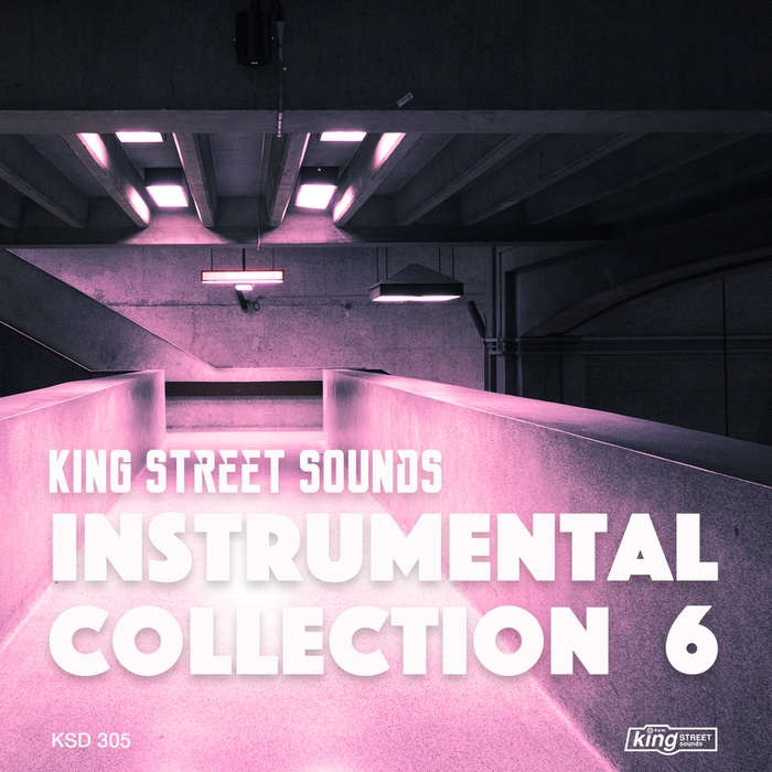 VA - King Street Sounds Instrumental Collection Vol.6 (2015)