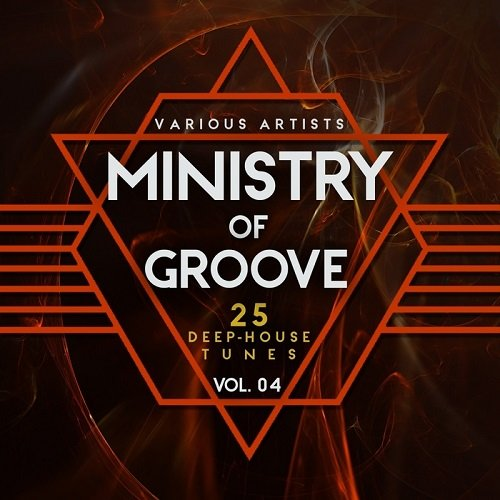 VA - Ministry Of Groove Vol 4 (25 Deep House Tunes) (2015)