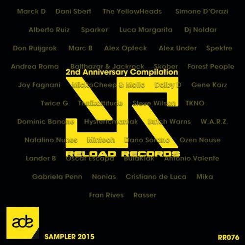 VA - RR ADE Sampler 2015