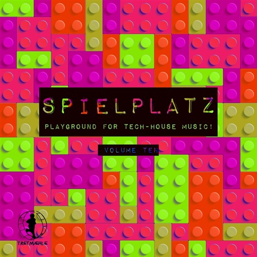 VA - Spielplatz Vol 10 Playground for Tech-House Music (2015)